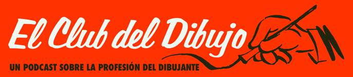 Logo de El Club del Dibujo Podcast